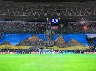 رسميا الاتحاد الأفريقي لكرة القدم يلغي قرار غلق الفيراج في مباراة العودة أمام الاهلي المصري