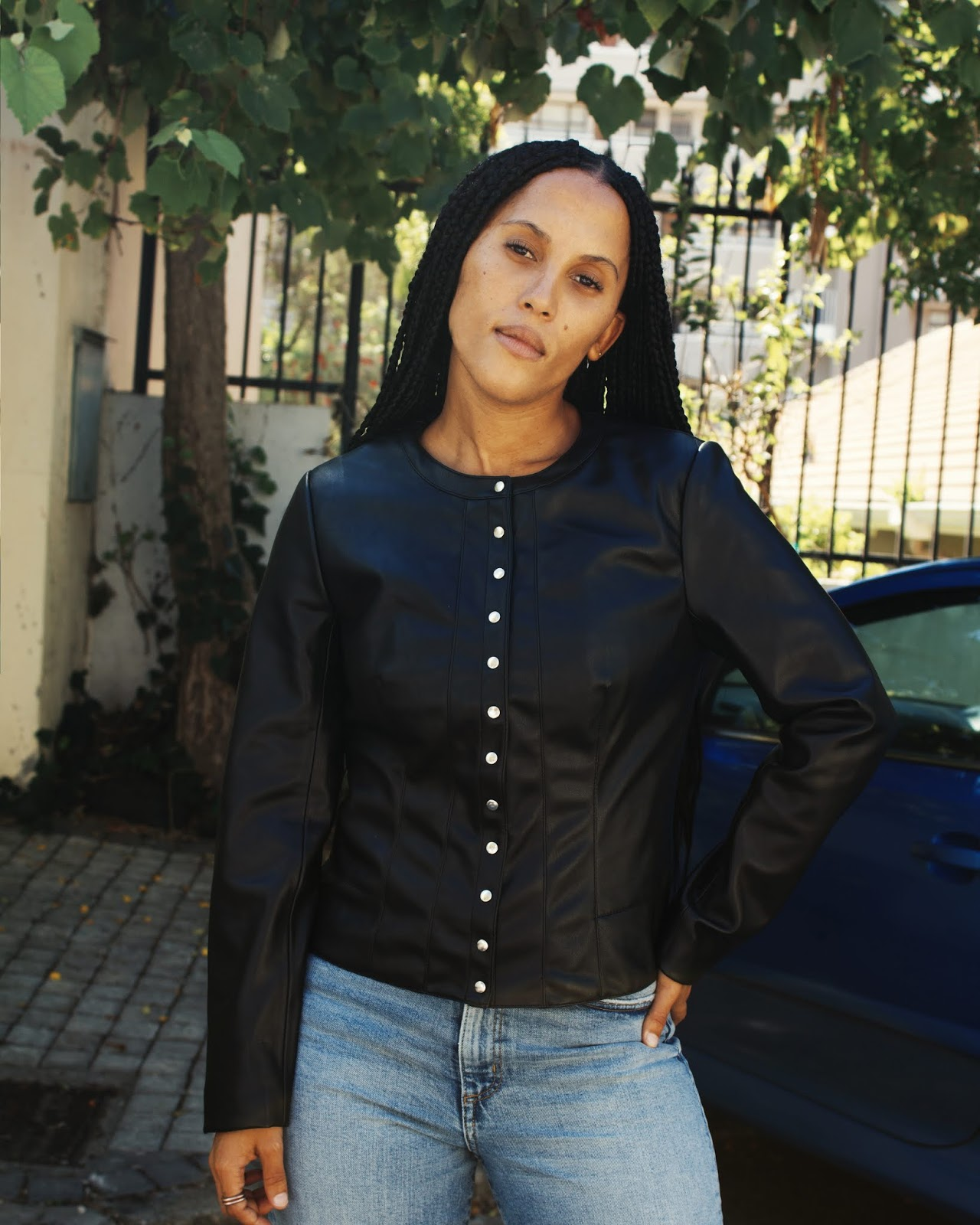 Liezel-Esquire-must-have-faux-leather-jacket