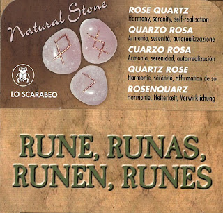 Runas Cuarzo Rosa