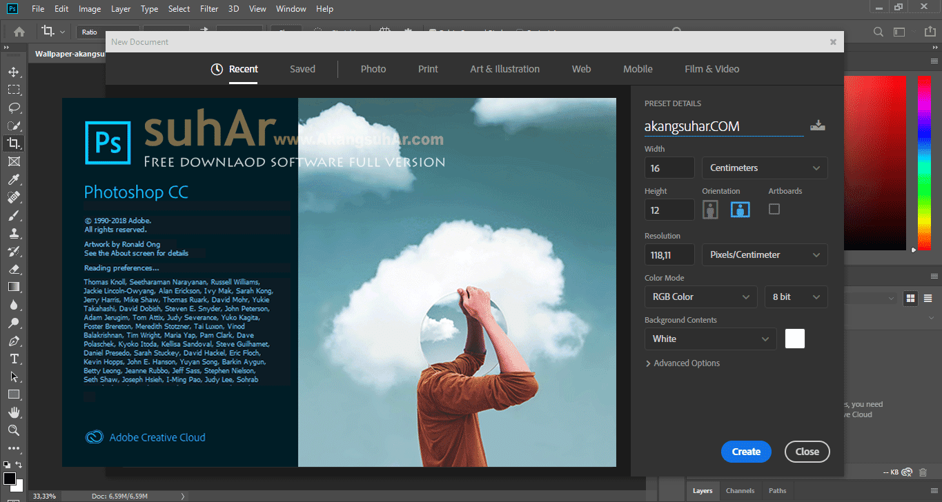Free Download Adobe Photoshop CC 2019 Final Full Version, Adobe Photoshop CC 2019 Full Serial Number, Adobe Photoshop CC 2019 License Key