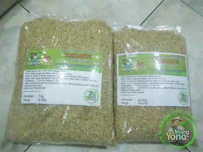 HERI PURWANTO Banyumas, Jateng  Pembeli Benih Padi TRISAKTI 75 HST Panen   sebanyak 2,5 Kg atau 1 Bungkus