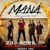 Maná en Arequipa - Precio de entradas - Concierto confirmado - 23 de abril