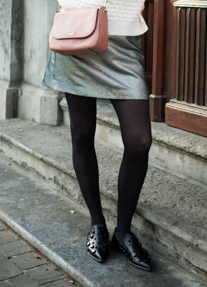 Outfit: Statement loafers and 60s vibes