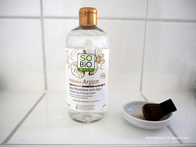 Mizillenwasser von So'Bio étic