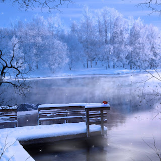 Ледяная зима