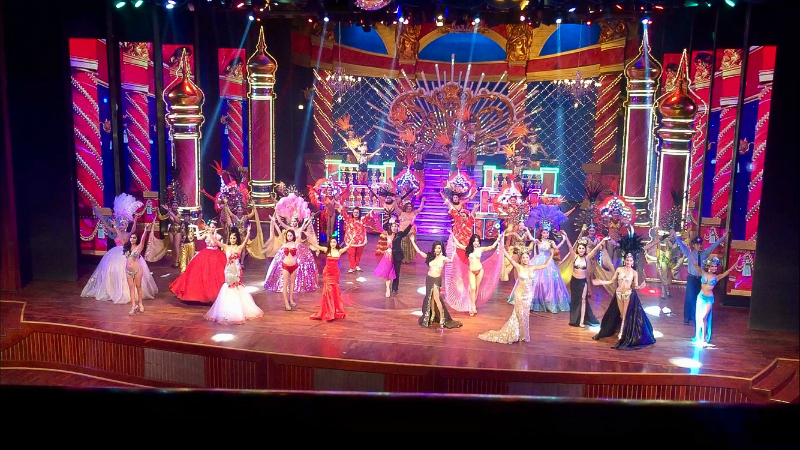 Alcazar Show in Pattaya