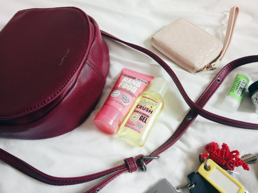 What's In My Bag (hand cream)