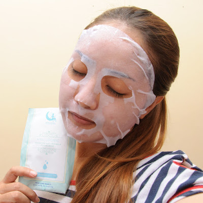 miss luna facial mask review