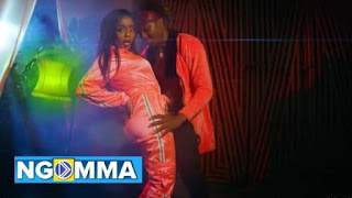 Video Nadia Mukami - Ikamate Hiyo Mp4 Download