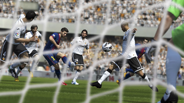 Free Download EA Sports: FIFA14 PC Game Full Version Fully-Compressed ISO Direct Link
