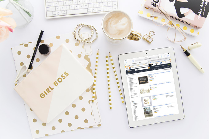 Must Have Chic Office Accessories On
