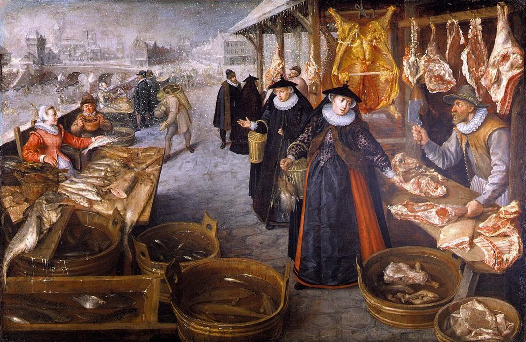 Food Eaten In Queen Elizabeth I S Time