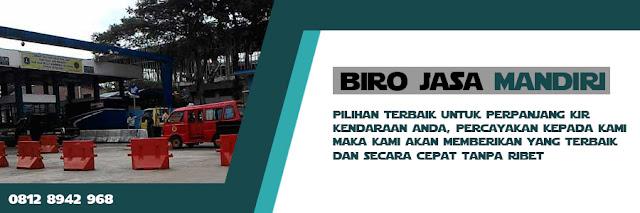 Biro Jasa Perpanjang KIR Jakarta Timur