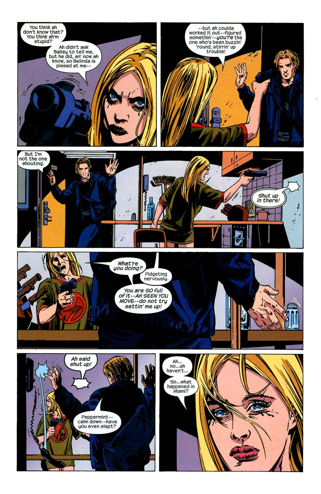 Hawkeye (2003) Issue #4 #4 - English 7