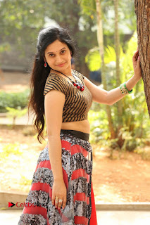 Telugu Actress Priyanka Pallavi Stills at Nenostha Release Press Meet  0122.JPG
