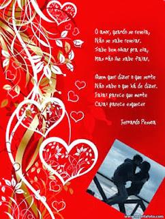 Cartões grátis para o dia dos namorados