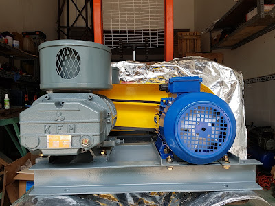 Nhà cung cấp máy thổi khí hàn quốc