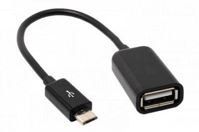 Pengertian Kabel USB OTG Beserta Fungsinya