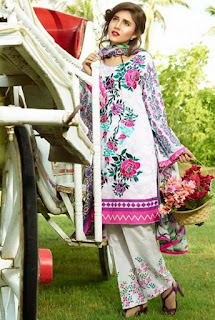 Lakhani Exclusive Komal Eid Festival Collection 2016 by LSM