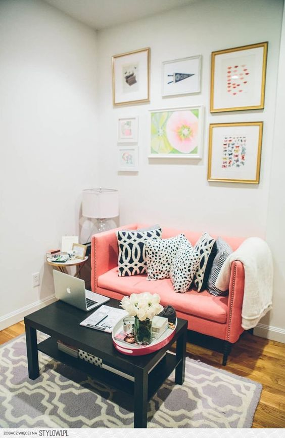 50+ Ideas Decoration of Modern Small Rooms With Pictures 36