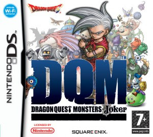 Dragon Quest Monsters: Joker, NDS, Español, Mega, Mediafire