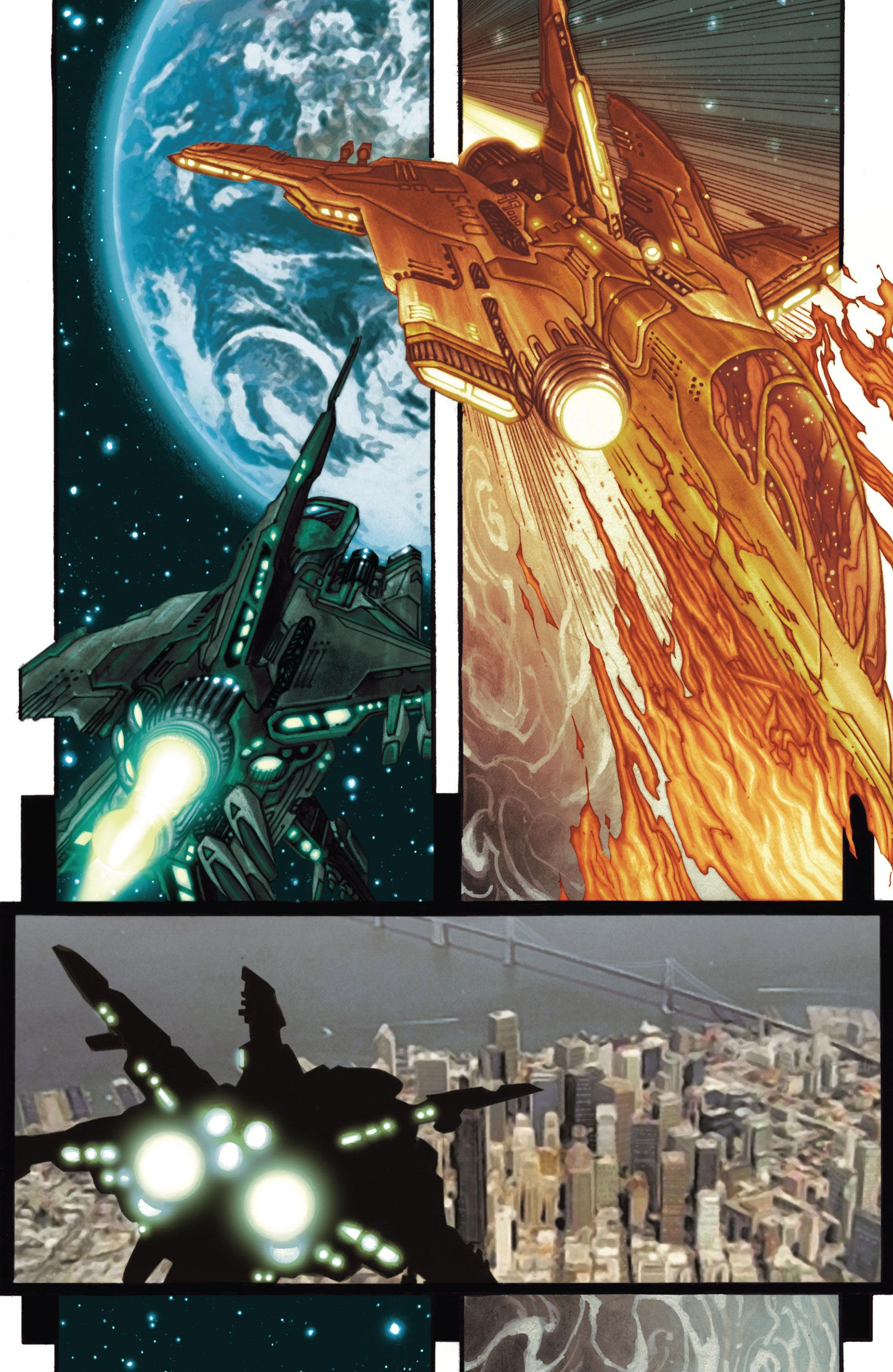 Read online Astonishing X-Men (2004) comic -  Issue #27 - 9