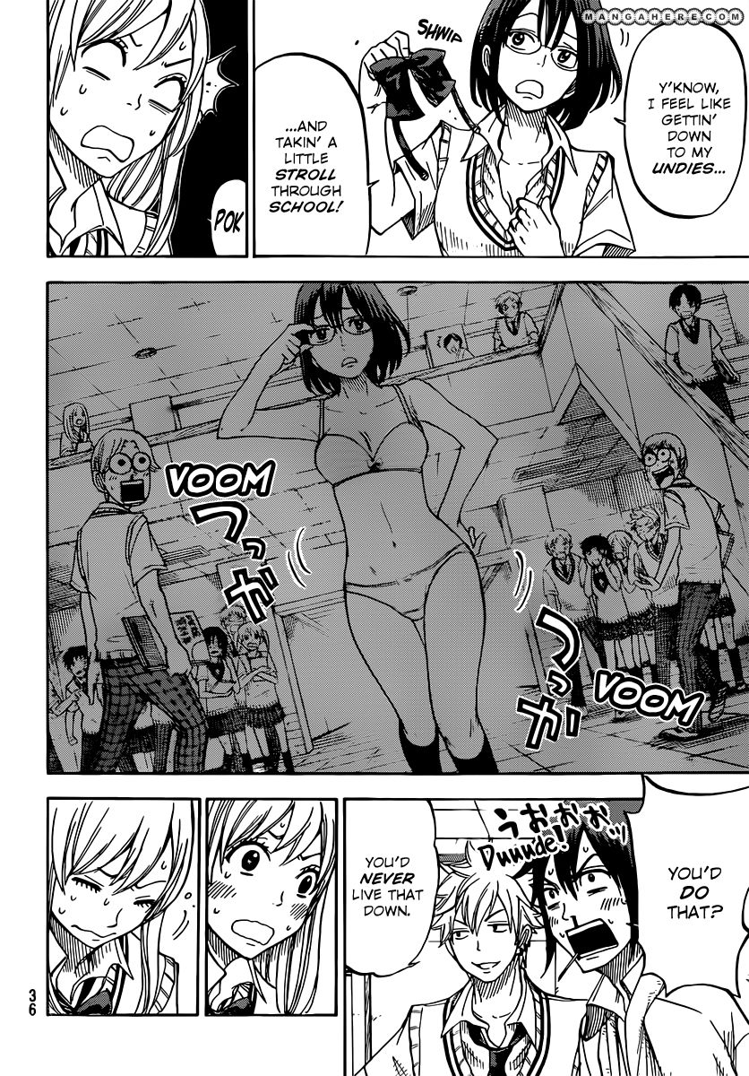 Yamada-kun to 7-nin no Majo 47