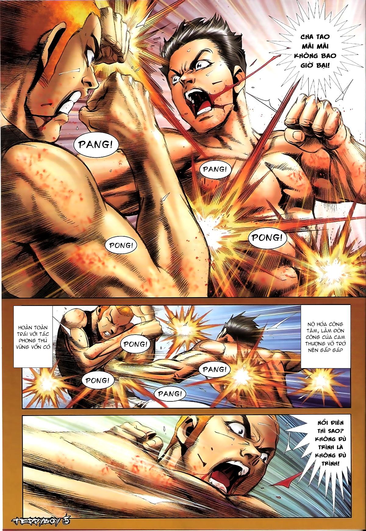 Người Trong Giang Hồ - Chapter 1365: Thái Tử trùng hiện - Pic 3