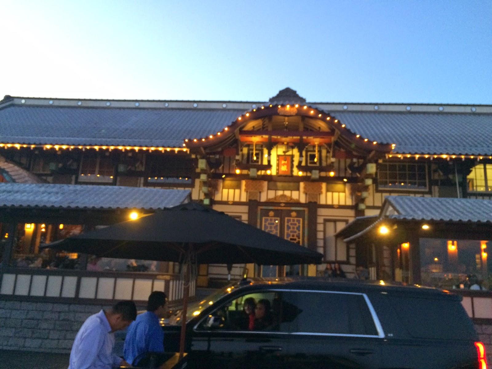 Yamashiro restaurant