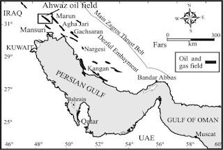 Mansuri oilfields