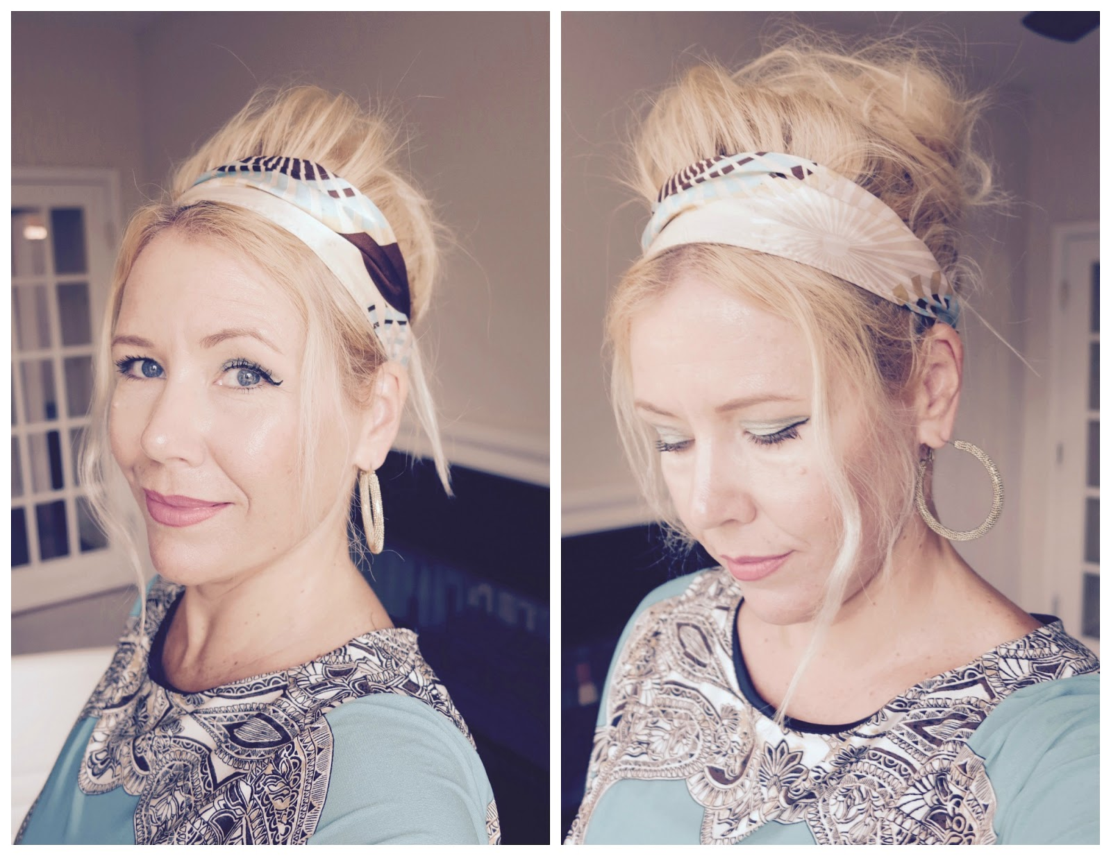 60s inspired hair tutorial makeup and outfit baditri Gallery