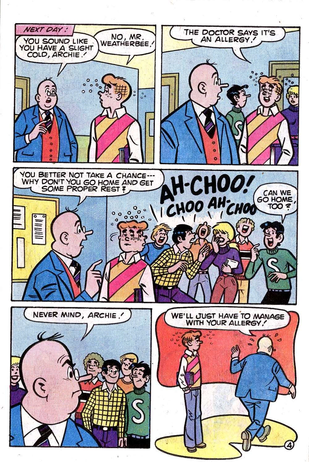 Read online Archie (1960) comic -  Issue #270 - 23