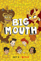 Segunda temporada de Big Mouth