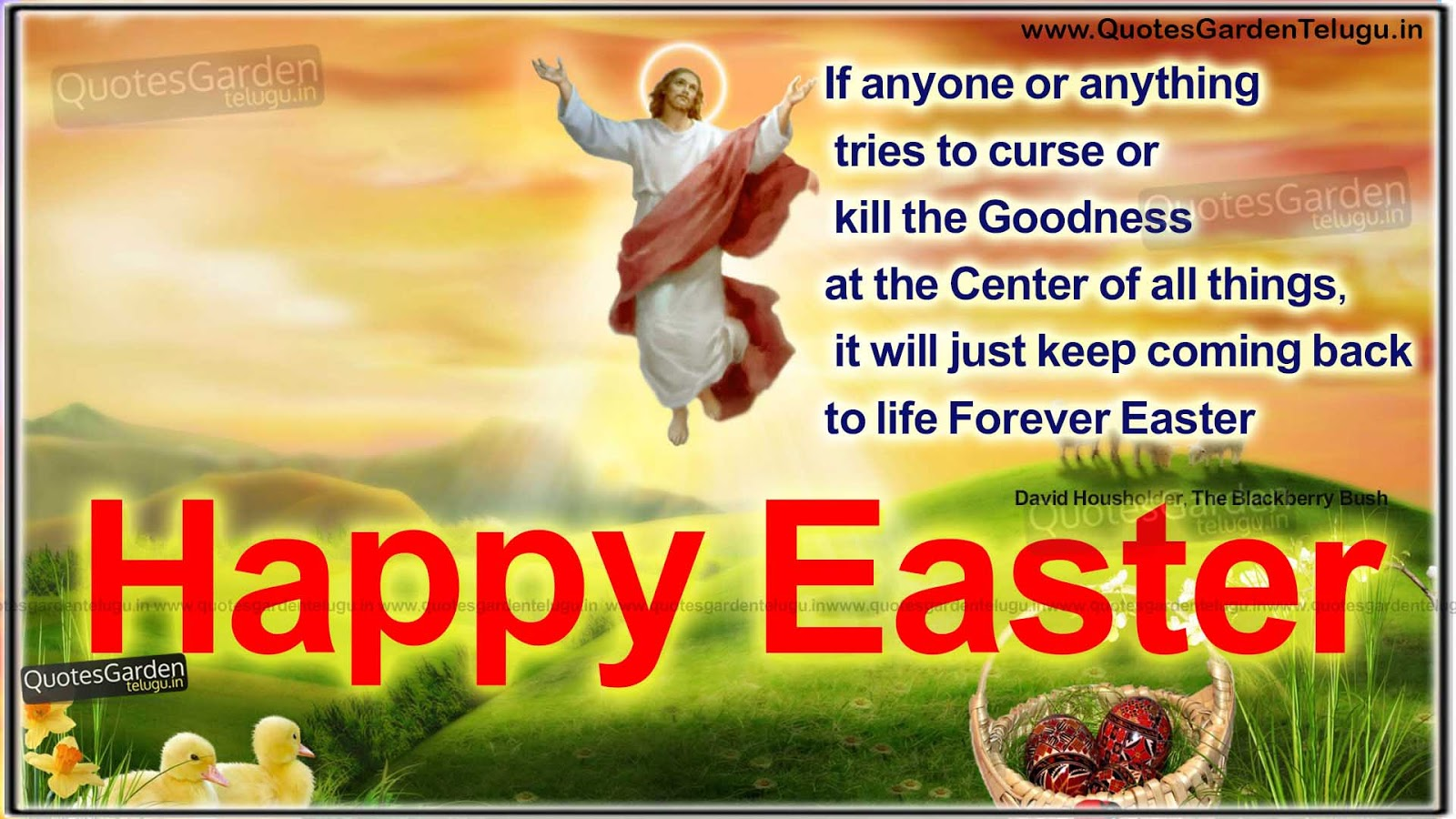 Easter Quotes Jesus Christ HD Wallpapers