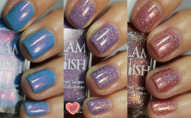 Glam Polish Spread A Little Aloha swatch by Streets Ahead Style