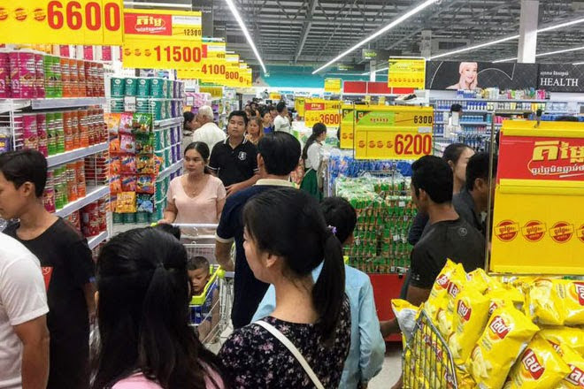 Thailand's Big C opens first supermarket in Cambodia — Satang.info
