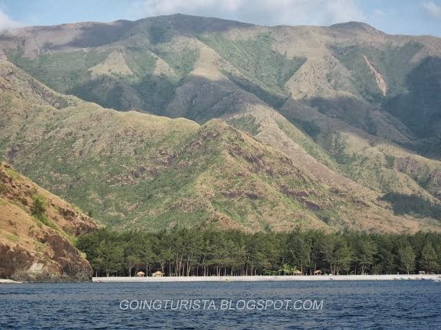 Anawangin Cove Pundaquit Zambales