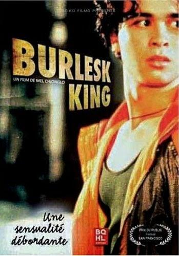 Burlesk king, film