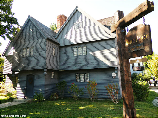 Witch House en Salem