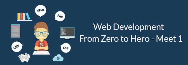 Web Development From Zero to Hero by LUG Stikom