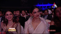 Deepika Padukone in Elegant White Saree and Choli at an award Function  Exclusive Pics 012.jpeg
