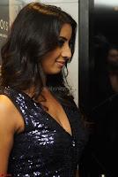 Sanjana looks happy in sparkling short Deep neck Purple Gown ~  Exclusive 14.JPG