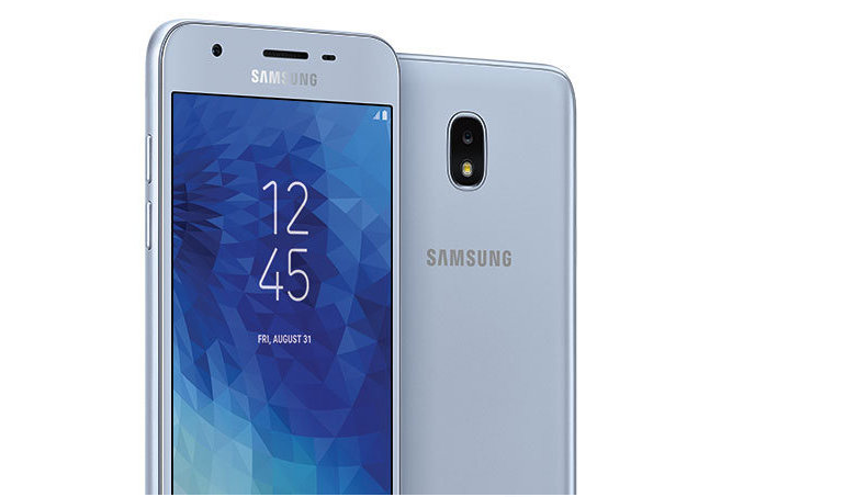 Samsung launches the Galaxy J3 version 2018  - Review Tech