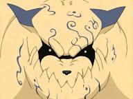 Gaara del desierto Shukaku arena demonio