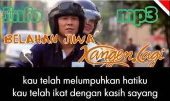 Lagu Kangen Lagi Belahan Jiwa mp3