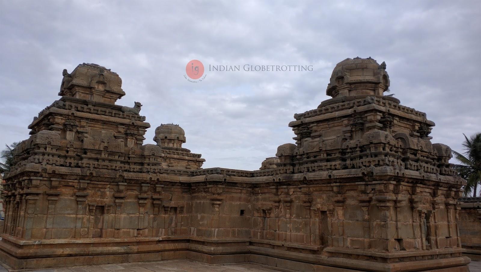 Panchakuta Basadi jain temple in Kambadahalli