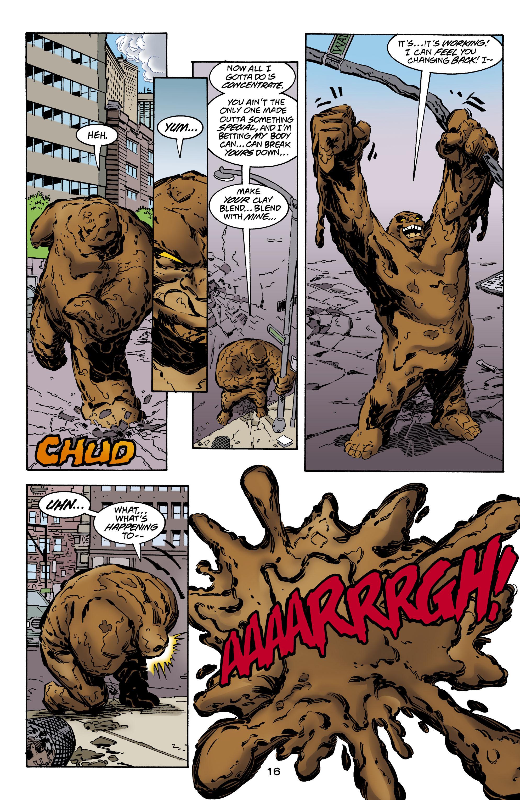 Read online Wonder Woman (1987) comic -  Issue #160 - 17