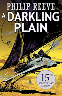 review of a darkling plain by philip reeve