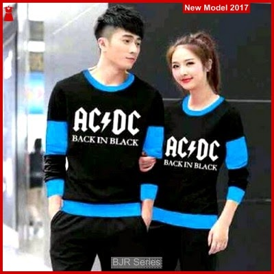 BJR025 Model G Baju Couple Acdc Murah Grosir BMG