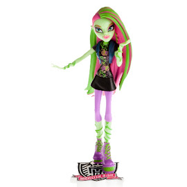 Monster High RBA Venus McFlytrap Magazine Figure Figure